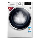 预约:LG WD-VH451D0S 9公斤 DD变频滚筒洗衣机 *2件 6398元(合3199元/件)