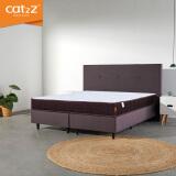 宝宝专享:CatzZ 瞌睡猫 泰国天然乳胶床垫邦尼尔弹簧床垫 舒适版 180*200cm 1149元包邮(需用券)