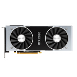 NVIDIA 英伟达 GeForce RTX 2080 Founders Edition 显卡(1515-1800MHz)6499元 6499.00