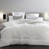 多喜爱(Dohia)被子 加厚保暖亲肤双人棉花被 棉柔 1.2米床 152*218cm 139元