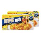 好侍(House)百梦多咖喱 辣味 100g*2 17.8元