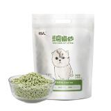 福丸 宠物绿茶豆腐猫砂 结团 除臭 植物可冲厕所 猫沙 5L *16件 188.4元(合 11.78元/件)