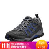双11预售:THE NORTH FACE 北面 3K49 男款徒步鞋 318元包邮(需定金50元)