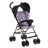 gb好孩子婴儿推车 轻便折叠避震婴儿车 伞推车 D303-P129PB 浅紫 259元