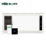 NVC 雷士 E-NJ-60LHFCX-52B 吹风取暖换气照明四合一风暖浴霸 30*60cm 771元包邮(双重优惠)