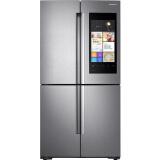 三星(SAMSUNG)652升大容量多门冰箱 十字对开 金属匀冷却 精致保鲜 智能互联RF60K9560SR(银 ) 30000元
