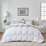 ¥869 梦洁家纺出品 MAISON 被芯被子羽绒冬被 尊绒欧洲白鸭绒被 1.5/1.8几个尺寸同价