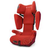 CONCORD 康科德 XBAG 德国儿童汽车安全座椅 番茄红 1280元包邮