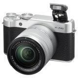 FUJIFILM 富士 X-A10(16-50mm f/3.5-5.6)APS-C画幅无反相机套机 黑1699元 1699.00