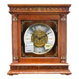 精工(Seiko)座钟 经典复古座钟6首Hi-Fi音乐轮流播放QXW224B木色1795元