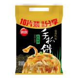 京东PLUS会员:思念 台湾风味手抓饼 葱香口味 900g (10片) *14件