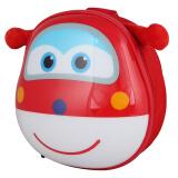 奥迪双钻(AULDEY) 超级飞侠 立体造型背包 乐迪红色+凑单品 34元