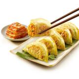 bibigo 必品阁 泡菜煎饺 250g 9.9元,可399-200元