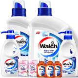 Walch/威露士 有氧洗衣液套装(洗衣液2.25kgx1和1kgx1+内衣净280gx2+消毒液60mlx3+柔顺剂50mlx2) 49.9元