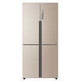 Haier 海尔 BCD-458WDVMU1 对开门冰箱 458升 4199元包邮(满减)
