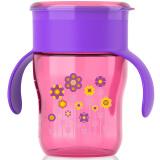 飞利浦 新安怡(AVENT) SCF782 自然啜饮杯 粉紫色+凑单品 44元