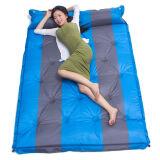 狼行者 自动充气垫防潮垫气垫床加宽加厚充气垫帐篷防潮垫 充气床 蓝色 *2件 216元(需用 券,合 108元/件)