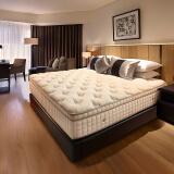 ¥7599 KING KOIL 金可儿 酒店精选系列 鎏金 乳胶弹簧床垫 180*200*32cm