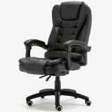伯力斯 电脑椅 办公椅子家用 黑色眼镜蛇系列可躺椅子MD-0028 399元