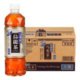 Suntory 三得利 无糖乌龙茶饮料 500ml*15瓶 *4件 135.4元(双重优惠)