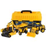 卡特彼勒(CAT) 工程车组合 80951 实习机器制造者系列套装 272块组件+凑单品 149元