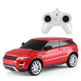 星辉(RASTAR) 1:24 路虎极光 越野遥控汽车模型 红色 *6件 131元(需用 券,合 21.83元/件)
