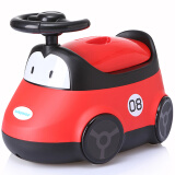 世纪宝贝(babyhood) ENEN-116 小汽车坐便器 红色 *5件 220元(合 44元/件)