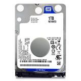 西部数据(WD) 蓝盘 1TB 笔记本硬盘( WD10SPZX、5400RPM) 294元