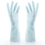 雅高 厨房耐用加厚清洁家务手套 茶树油洗碗手套YG-Q138 *11件 52.3元(合 4.75元/件)