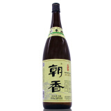 朝香 清酒 纯米酒 1800ml78.4元