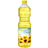 DalySol 黛尼 压榨一级葵花籽油 1L 9.9元