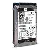 WD 西部数据 黑盘 1TB WD10JPLX 2.5英寸机械硬盘 449元