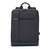 22日10点:小米经典商务双肩包 笔记本电脑包15.6英寸 时尚双肩背包 黑色 89元