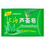 上海香皂 上海芦荟皂 洁面沐浴皂 85g 1.45元
