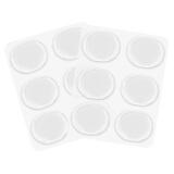 优家(uplus)透明硅胶高跟鞋随意小圆贴2片12个装(买3免1,折6.6元1件) 9.90
