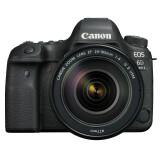 ¥14119 Canon 佳能 EOS 6D Mark II (EF 24-105mm f/4L II) 全画幅单反相机套机 14119