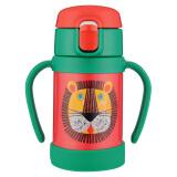 虎牌(TIGER) MCK-A28C-G 儿童保温吸管杯 280ml 小狮子+凑单品 153.9元
