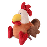 NICI 89144 鸡年吉祥物 小公鸡毛绒公仔 儿童毛绒玩具咕咕鸡公仔 生日礼物 35cm 99.00元
