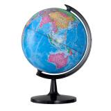 齐心(Comix) 直径10.6cm 旋转世界地球仪