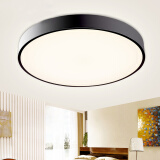 nvc-lighting 雷士照明 led吸顶灯 简黑 36W 785元包邮(双重优惠)