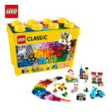乐高(LEGO) 经典创意系列 10698 大号积木盒(赠送人仔) 226元