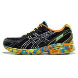 亚瑟士跑步鞋网面缓冲运动鞋男透气跑鞋MAVERICKT20XQ2490 黑色/黑色 39.5码 *2件 458元(需用 券,合 229元/件)