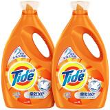 Tide 汰渍 全效360度洗衣液 3kg*2瓶 *2件 99.8元 包邮,折 24.95元/瓶