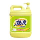 激浪 玉米精华洗洁精 3kg装/瓶 *5件 85元(合 17元/件)