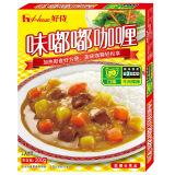 House 好侍 味嘟嘟牛肉咖喱 微辣 200g 8.5元