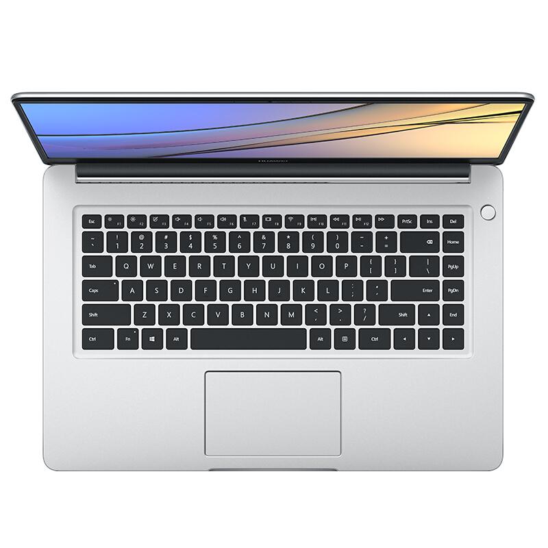 HUAWEI 华为 2018MateBook D  i7 16G 256G 15.6英寸轻薄微边框笔记本皓月银 6088元包邮,赠电脑双肩包(长期6488元) -买手聚集的地方