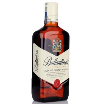 百龄坛(Ballantine) 特醇苏格兰威士忌 700ml