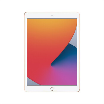 Apple iPad 10.2英寸 平板电脑( 2020年新款 128G WLAN版/Retina显示屏/A12仿生芯片MYLF2CH/A)金色