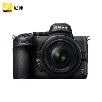 尼康(Nikon)Z 5 全画幅微单相机 数码相机 微单套机 (Z 24-50mm f/4-6.3 微单镜头)Vlog相机 视频拍摄