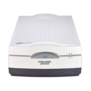 MICROTEK ArtixScan 3200XL中晶印前式设计扫描仪A3幅面影像级扫描仪